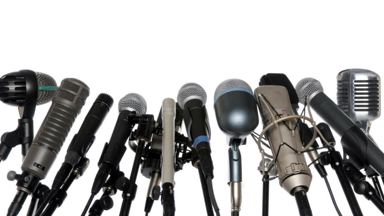 coletiva de imprensa